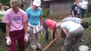 Volunteer in Costa Rica- Construction