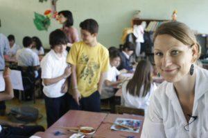 Volunteer in costa rica-educaion