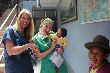 medical internships in peru