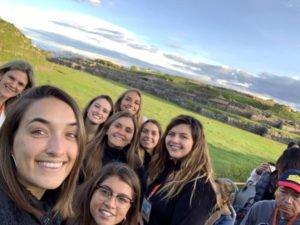 group volunteer abroad