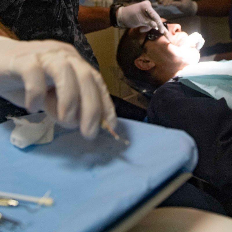 dental internships