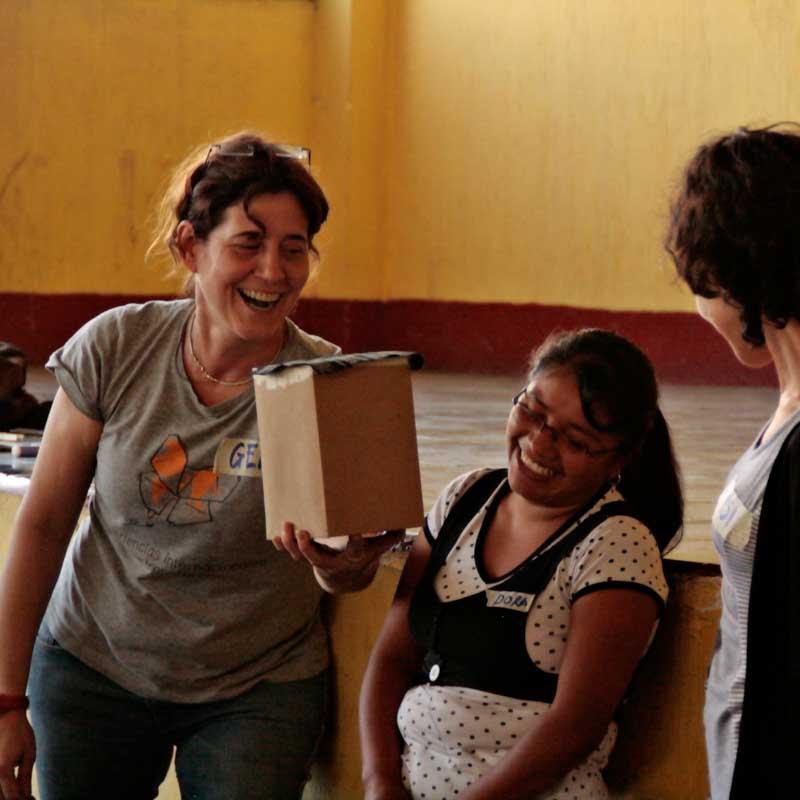 volunteer in women empowerment