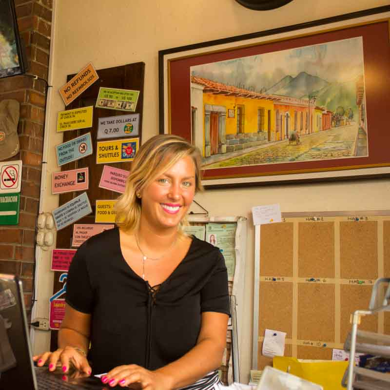 hospitality and tourism internship