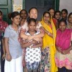 Volunteer in india0023