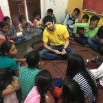 Volunteer in india0030