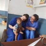 Volunteer in india0044