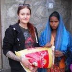 Volunteer in india0045